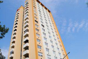 Városmajor 18 emeletes toronyház