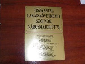 Városmajor - Tisza Antal Lakásszövetkezet